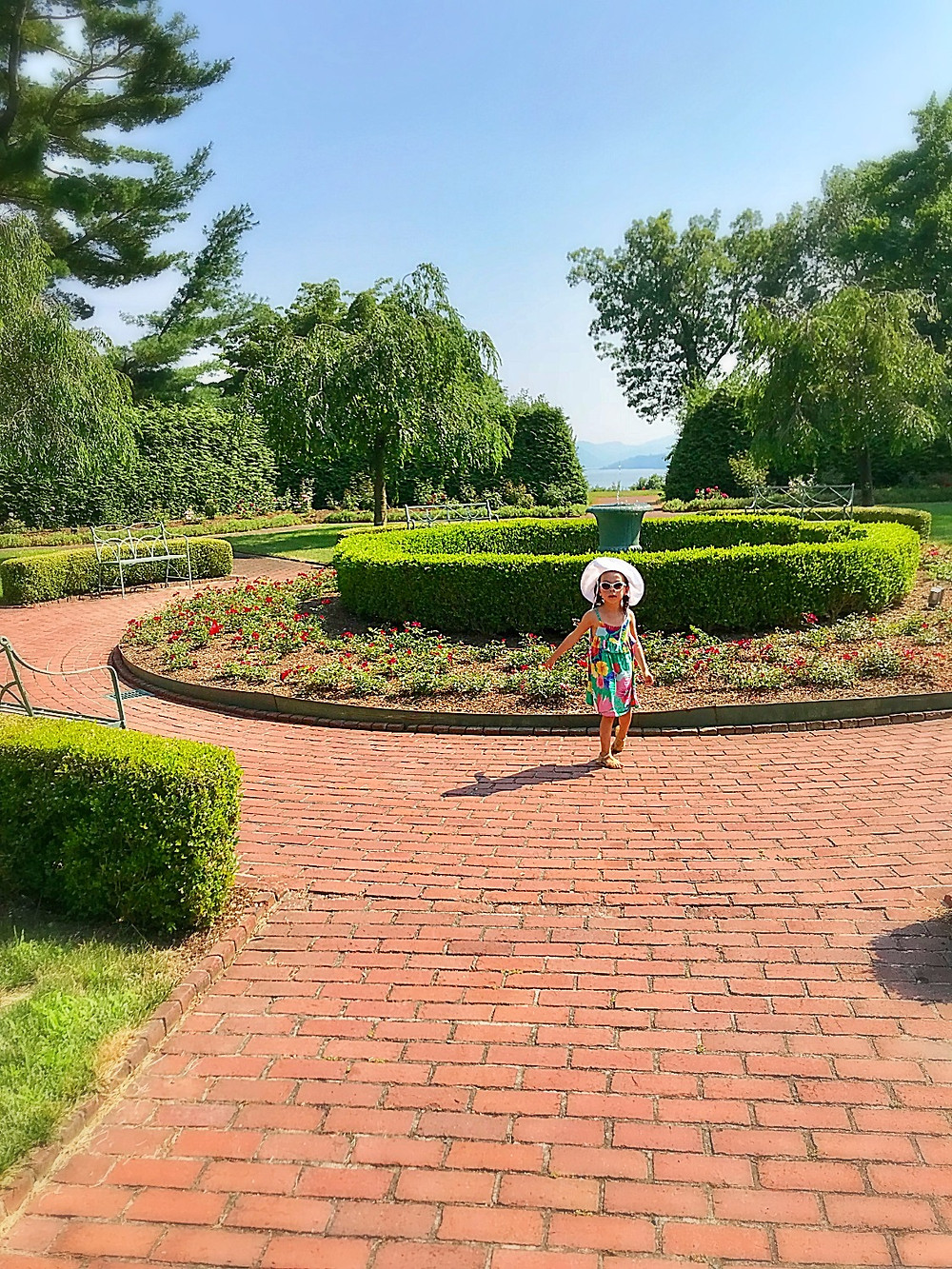 Cold Spring New York with kids, Hudson Valley with kids, Boscobel House and Gardens, Curious G and Me