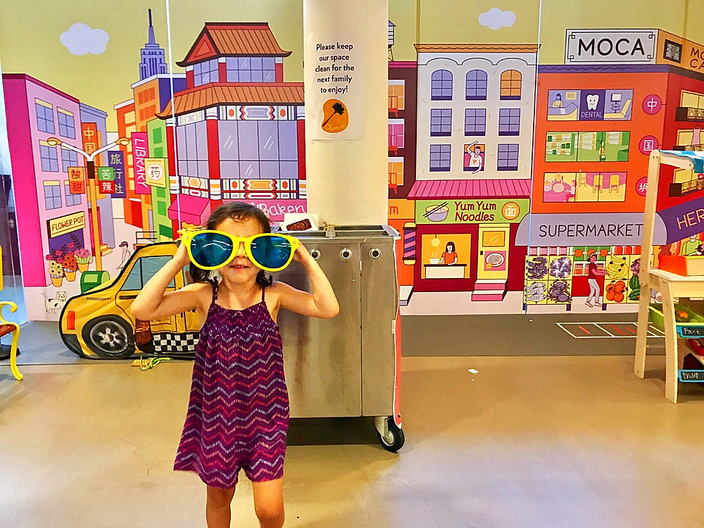 MOCA NYC, MOCA with kids, Chinatown Learning Center and Collections Hub, Indoor Fun guide for kids