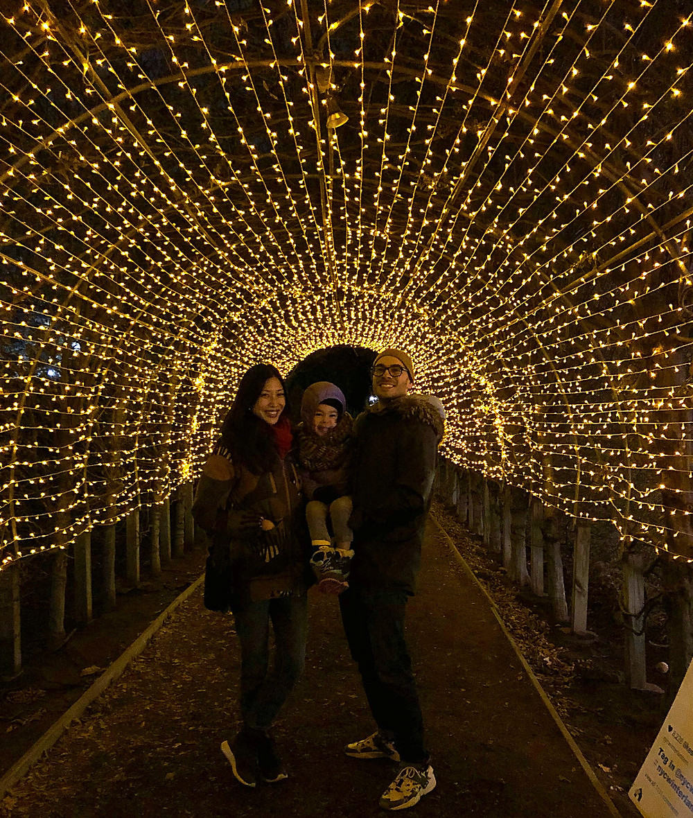 Holiday Bucket List, Fun things to do in NYC for the holidays with your kids, NYC Winter Lantern Festival, Curious G and Me, NYC family, NYC with kids, NYC Christmas, Lantern Festival, Holiday lights NYC