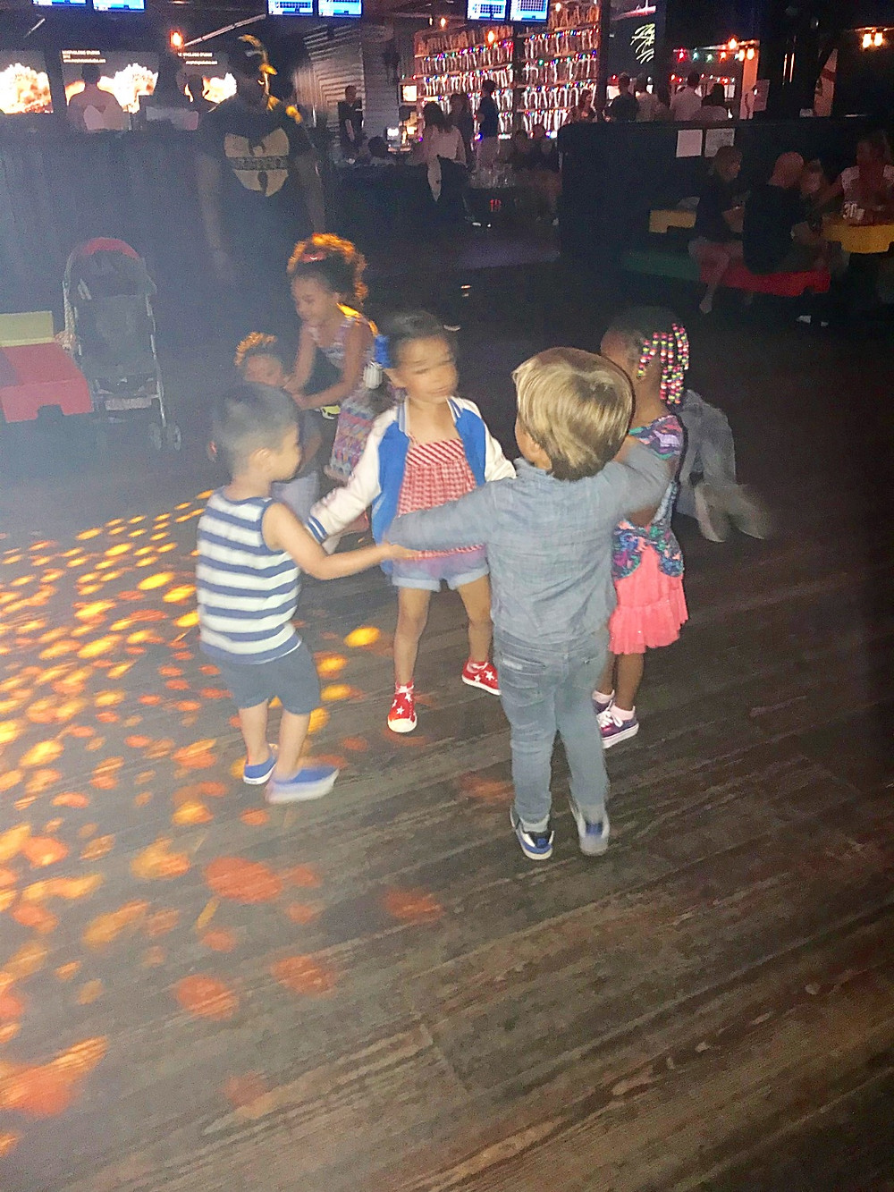 Brooklyn Bowl, Family Bowl, best family bowling alleys in NYC, kids bowling, Curious G and Me, Brooklyn kids, NYC indoor activity guide for kids