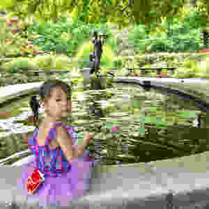 Conservatory Garden, Central Park, NYC with kids, Curious G and Me, Museum of the City of New York, IDNYC