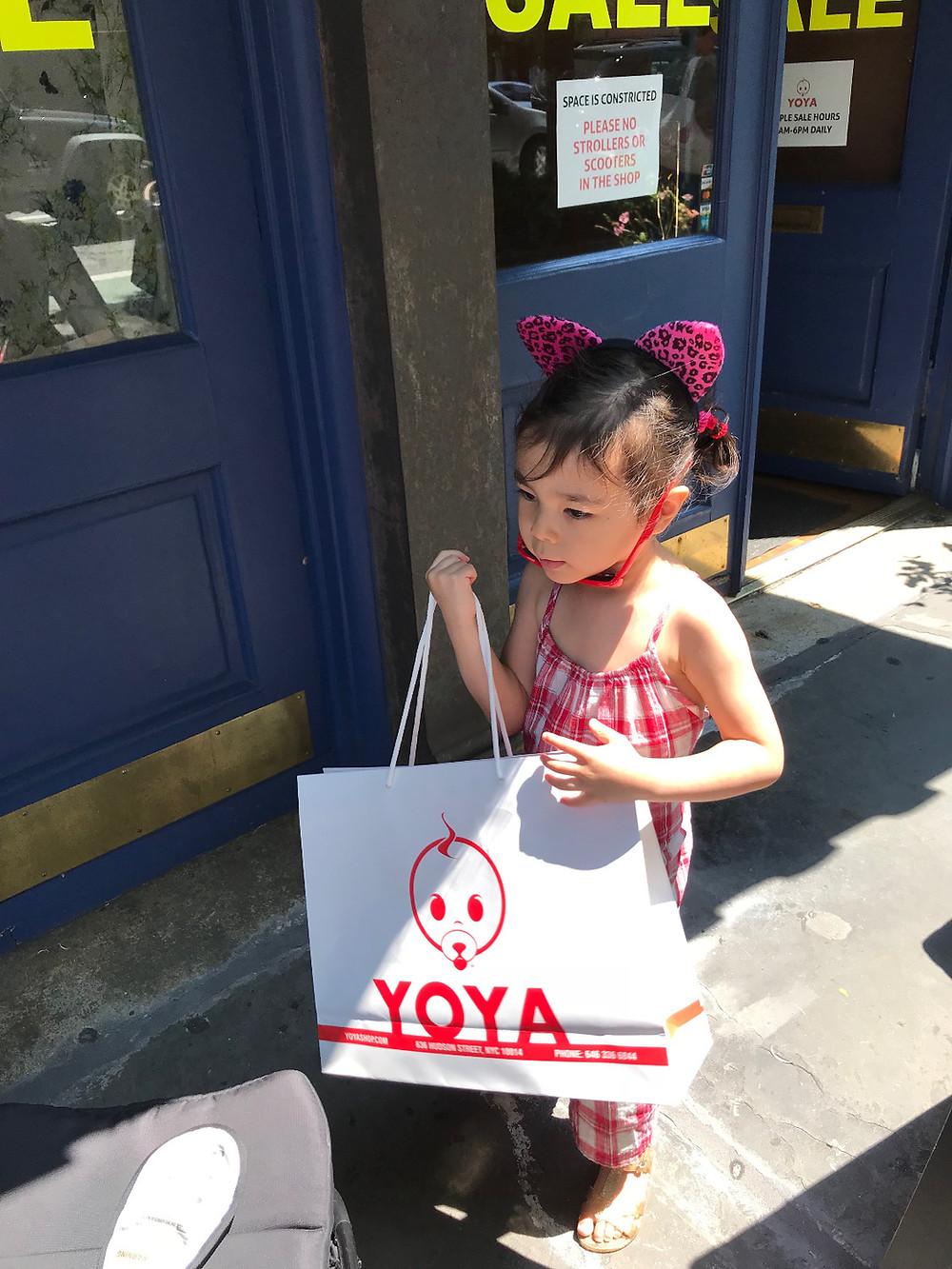 yoya, kids fashion, kids shopping, nyc shopping, west village shopping, sale, nyc kids