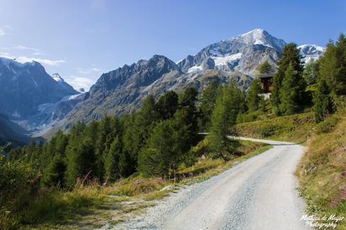 Alpen, Italië