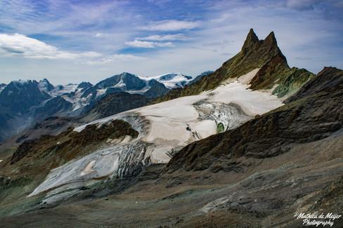 Spitse bergen, Zwitserland