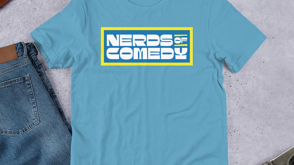 Nerds of Comedy Unisex Shirt