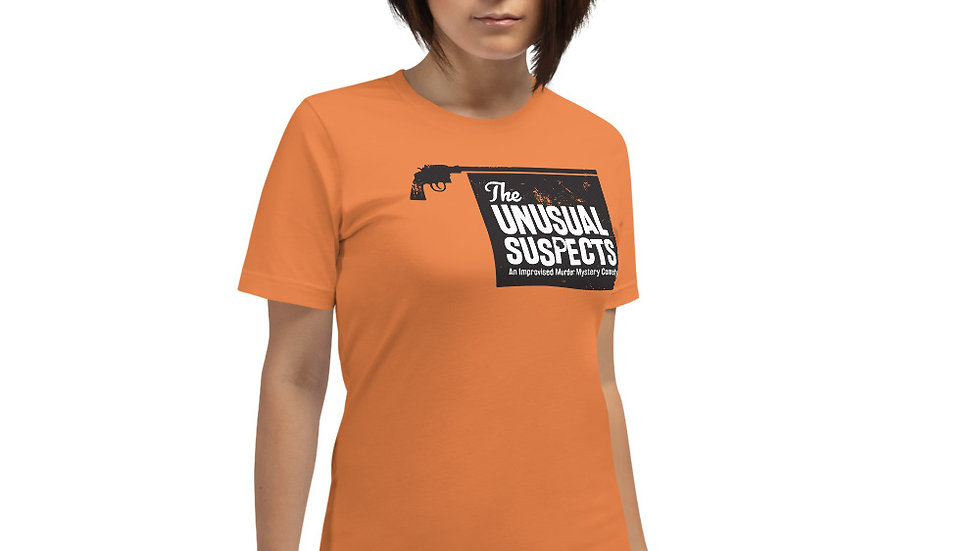 Unusual Suspects Short-Sleeve Unisex T-Shirt
