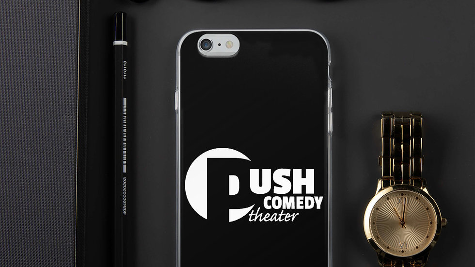 Push Comedy Theater iPhone Case
