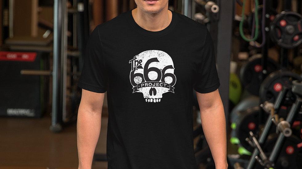 New 666 Logo Short-Sleeve Unisex T-Shirt
