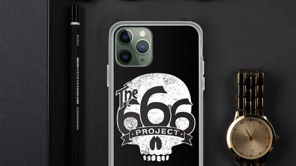 The 666 Project iPhone Case