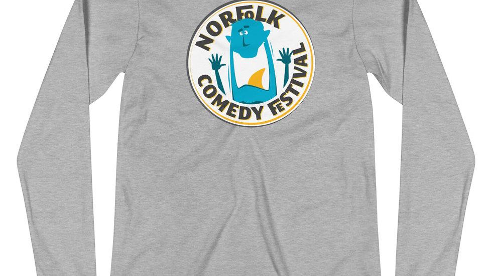 Norfolk Comedy Festival Long Sleeve Unisex Shirt