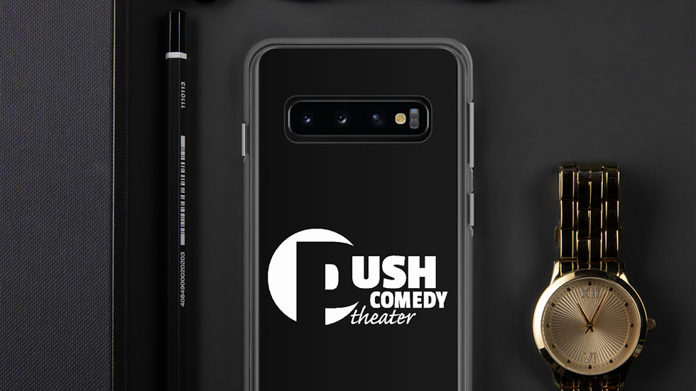 Push Comedy Theater Samsung Case