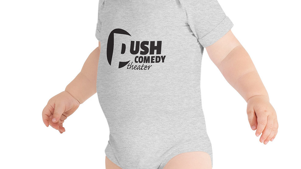 Baby Push Comedy Theater T-Shirt