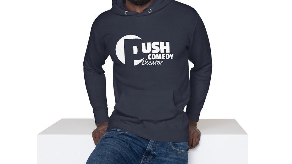 Push Comedy Theater Unisex Hoodie