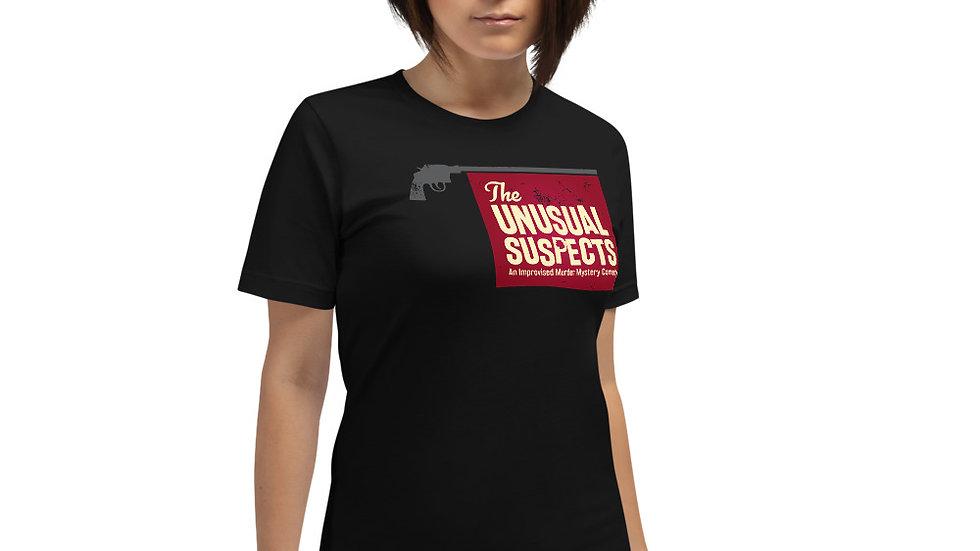 Unusual Suspect Color Short-Sleeve Unisex T-Shirt
