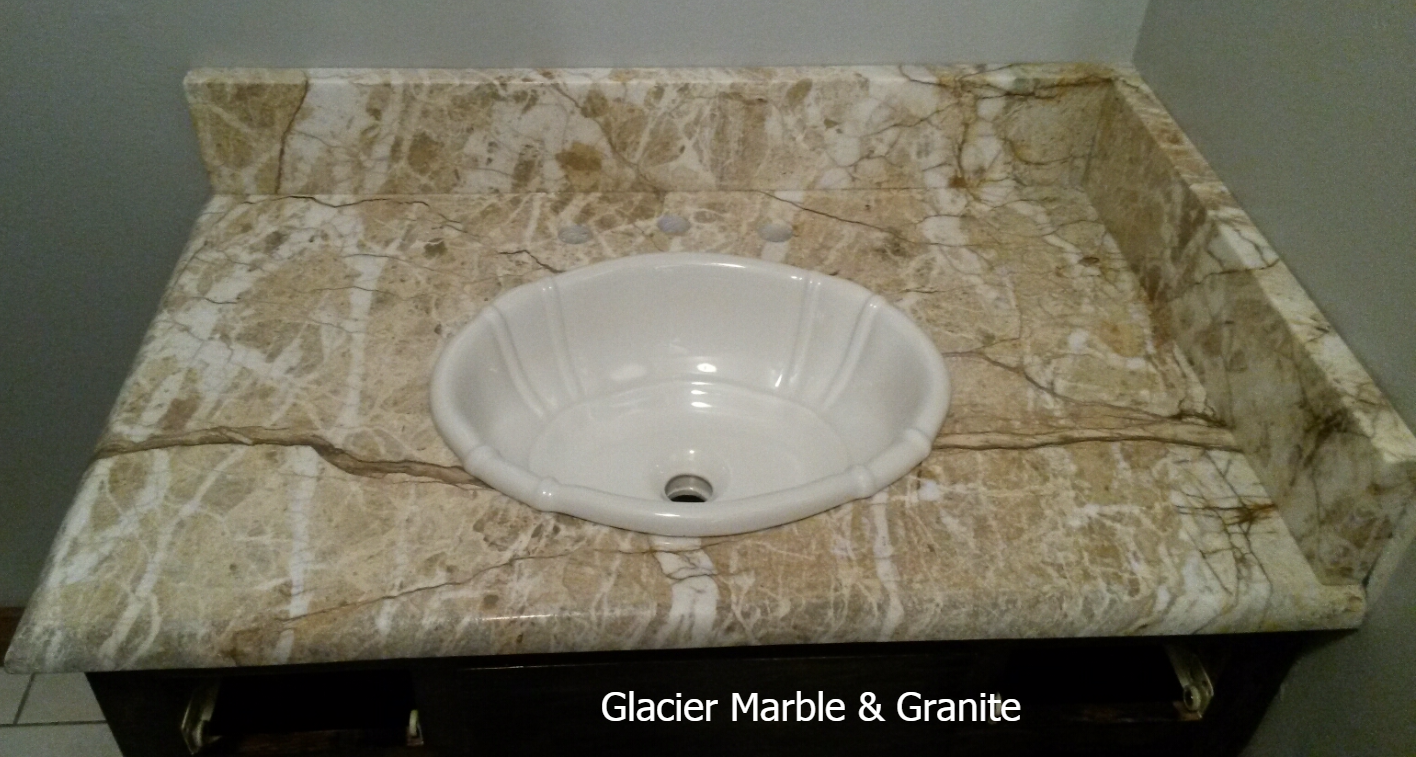 Sensation Marble Powder bath
