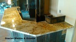 Sienna Beige Granite Bar Top