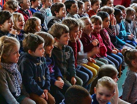spectacle pour les écoles