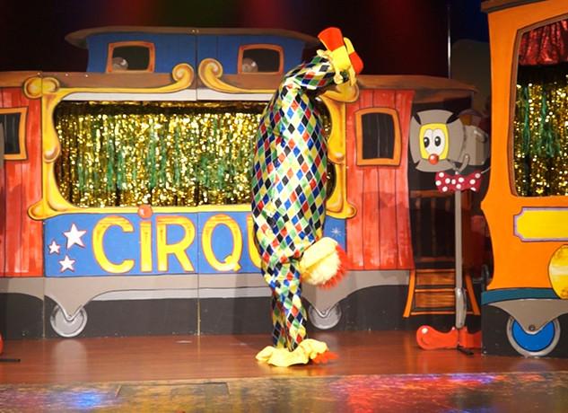 express circus 10