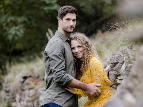 Paarshooting mit Kathi und Philipp in der Wachau