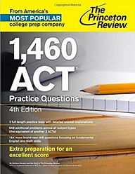 ACT Practice questions online