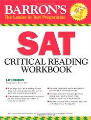 SAT Critical Reading Workbook