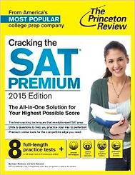 Cracking the SAT Premium