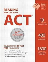 act exam reading book