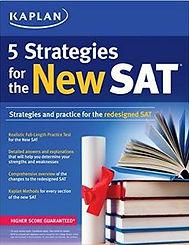Kaplan 5 Strategies for New SAT