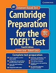 cambrige toefl test online book