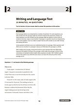 SAT Writing and Language Test