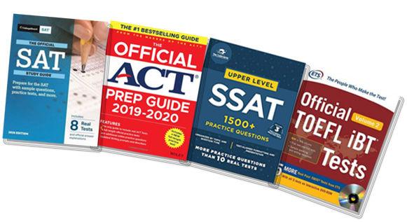 Учебники SAT ACT