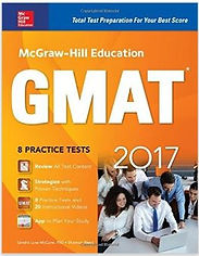 McGraw Hill GMAT 7 Practice Tests