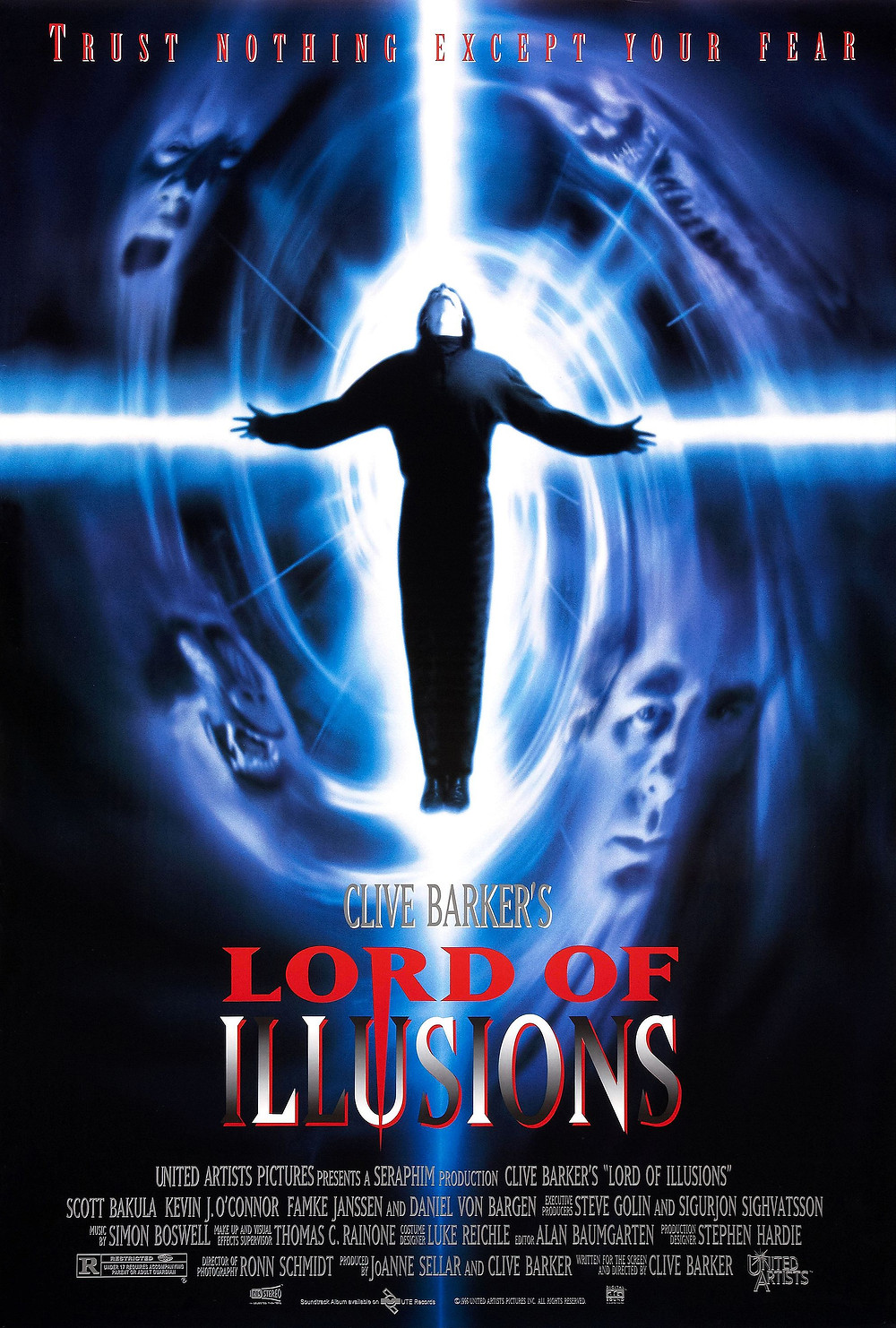 affiche Lord of Illusions