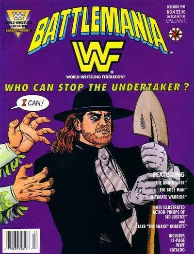 Couverture d'un comic book Battlemania par Steve Ditko