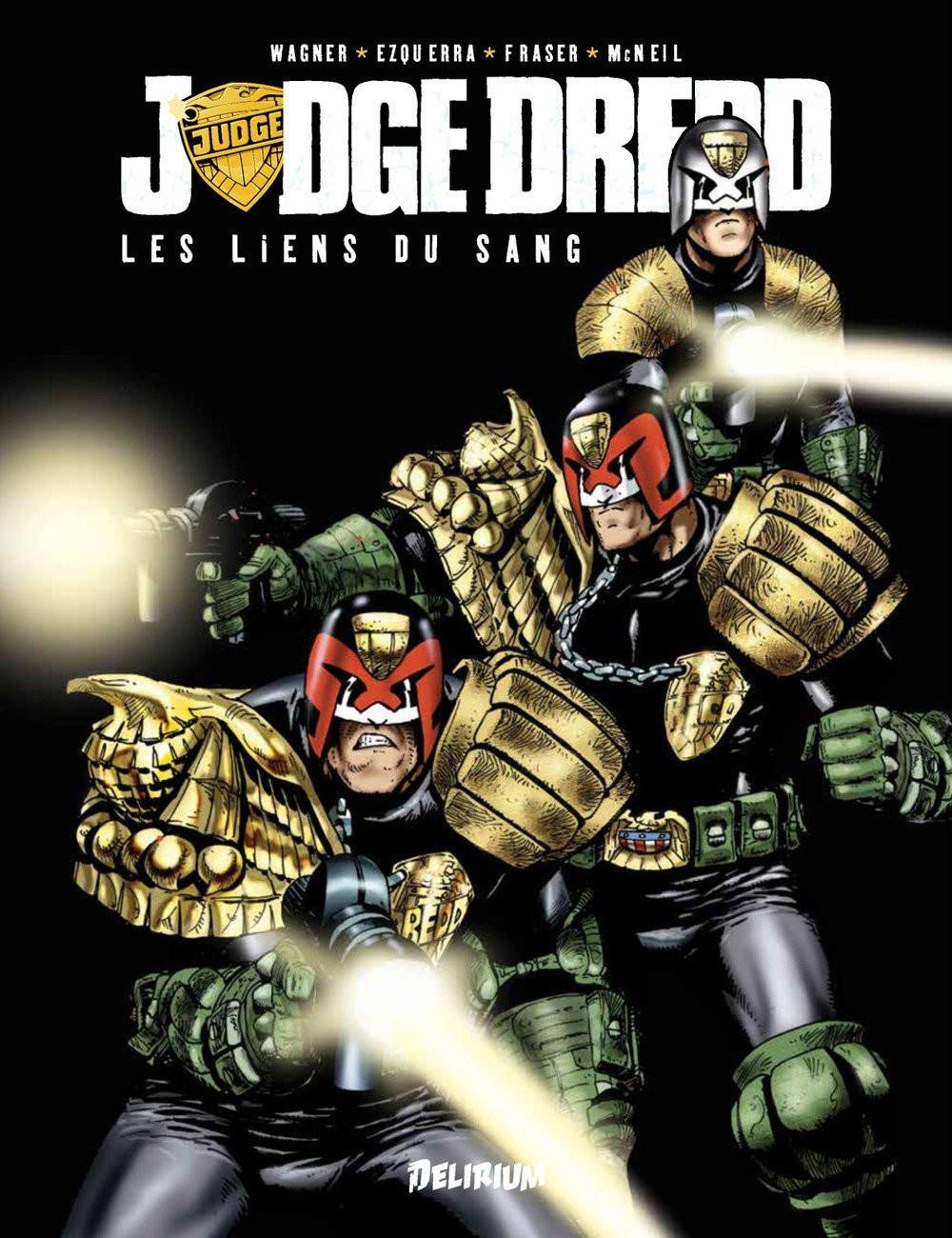 Judge Dredd Lien du sang