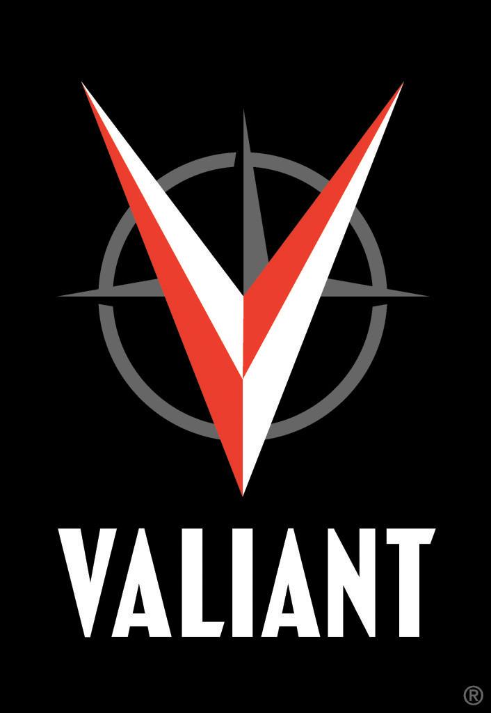 logo Valiant entertainment actuel