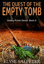 THE QUEST OF THE EMPTY TOMB Thriller ebo