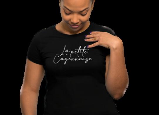 La petite cayennaise noir