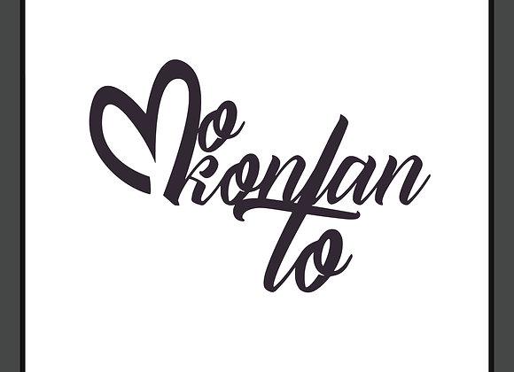 Mo Kontan To (Style moderne)