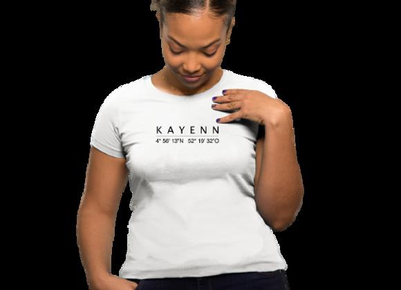Kayenn blanc