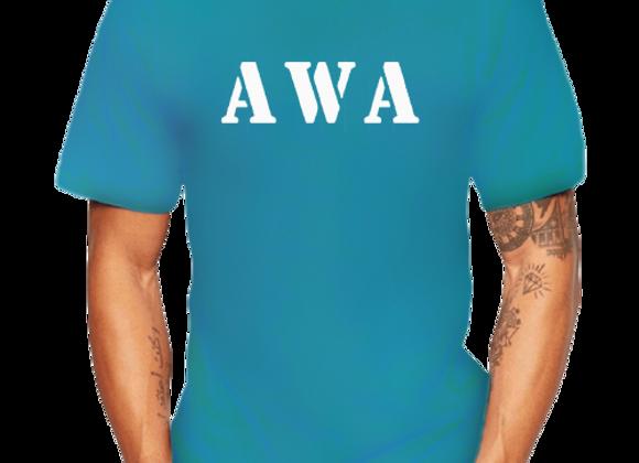 Awa bleu modèle 2