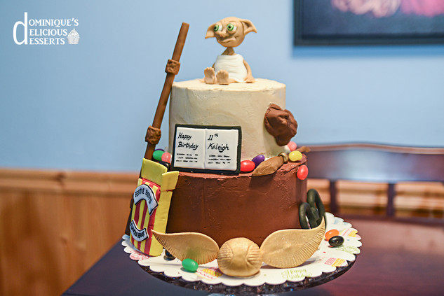 Harry Potter Specialty Cake