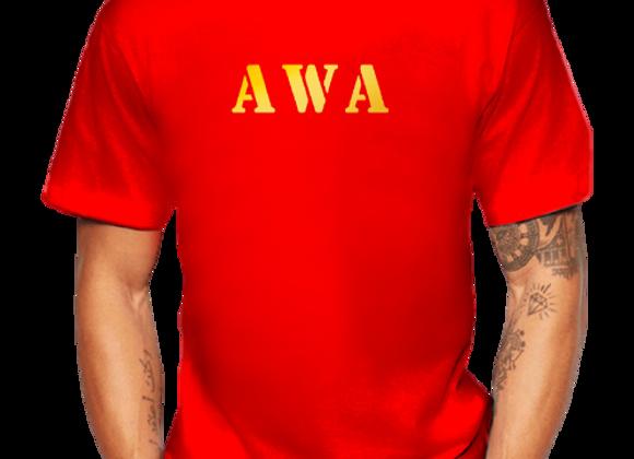 Awa rouge modèle 2