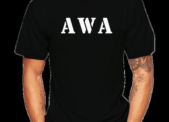 Awa noir modèle 2