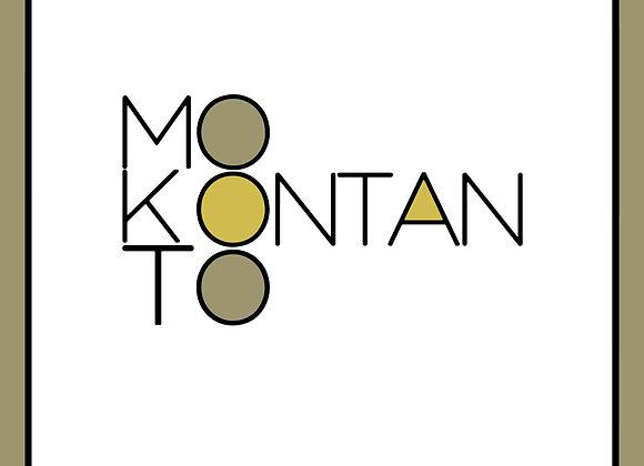 Mo Kontan To (Fonds clairs)