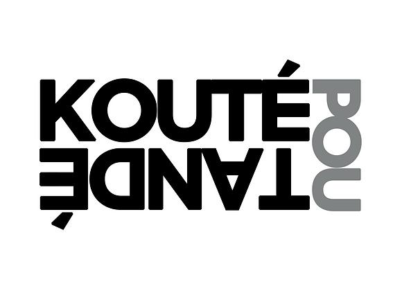 Koute pou Tandé (fonds blancs)