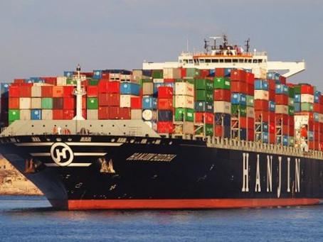 Hanjin, 14 miliardi di merce ancora da sbarcare