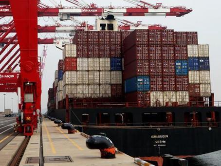 Il crollo di Hanjin spinge in alto i noli dei container