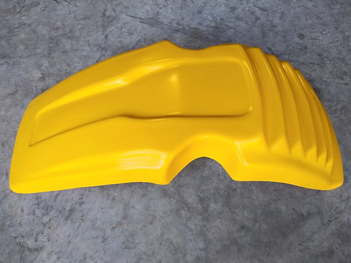 Front Fender, Yellow, Yamaha YTZ250 Tri-Z