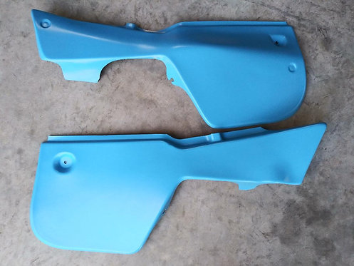 Side Panels, Blue, Yamaha IT250/490
